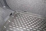 Коврик в багажник  MITSUBISHI ASX 06/2010- кросс. (полиуретан), фото 4