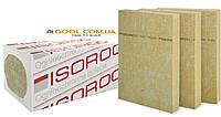 Вата минеральная для утепления фасада Isoroc Isofas (Изорок Изофас) 1000х600х100мм в упаковке 1,8 м2