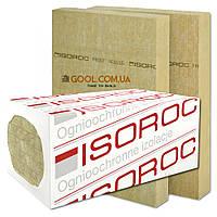 Вата минеральная для утепления фасада Isoroc Isofas (Изорок Изофас) 1000х600х50мм в упаковке 3,6м2