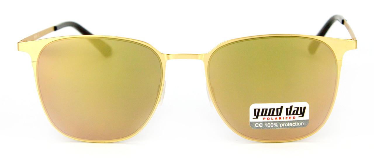 Солнцезащитные очки с желтыми стеклами (покрытие UV400)