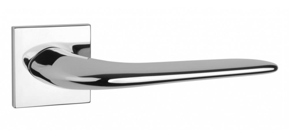 Ручка дверная Tupai 4163 5SQ хром полированный (Португалия)