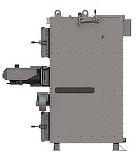 Пеллетный котел 200 кВт DM-STELLA, фото 3