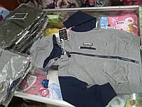Толстовка детская для мальчика р.98 - 128