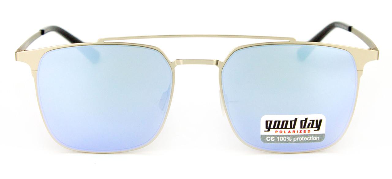 Стильні сонцезахисні окуляри Good Day (покриття UV400)