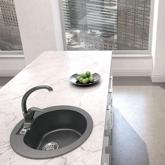 Кухонная мойка AXIS Malibu 10