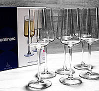 Набор Бокалов Для Шампанского Luminarc  Roussillon 200мл*6 шт p7104