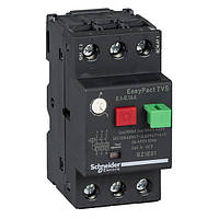 Автомат защиты двигателей EasyPact TVS 0.1-0.16А Schneider Electric GZ1E01