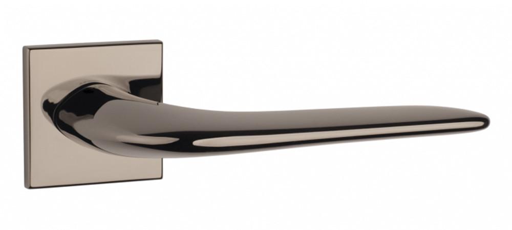 Ручка дверная Tupai 4163 5SQ черный никель (Португалия)