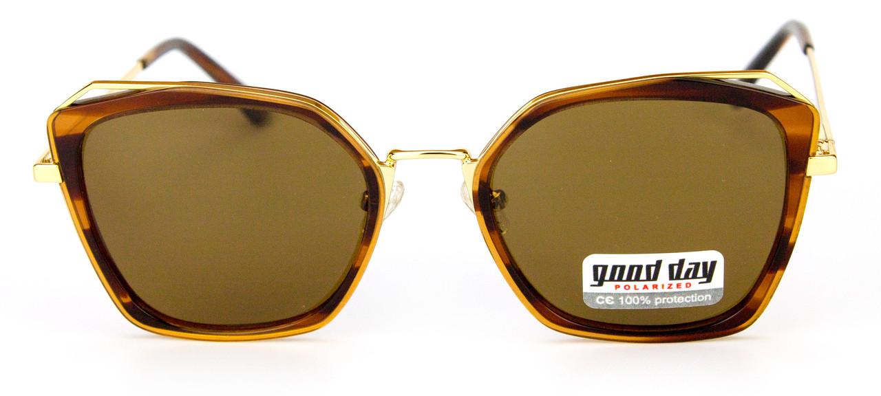 Жіночі сонцезахисні окуляри Good Day (покриття UV400)