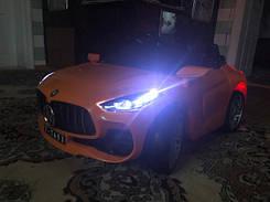 Детский электромобиль Maserati T-7651 Оранжевый