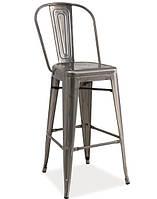 LOFT H-1 барный стул сталь SIGNAL