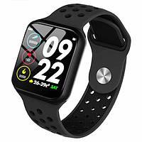 Смарт часы F8 Black (Smart Watch) Умные часы Фитнес браслет Фитнес трекер