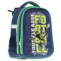 Стильный ранец с яким принтом Football Class арт. 9910