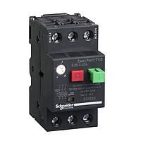 Автомат защиты двигателей EasyPact TVS 0.25-0.40А Schneider Electric GZ1E03