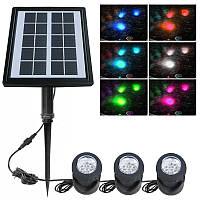 Светильник для пруда, уличный светильник, подсветка бассейна (ЛЕД), светильник с влагозащитой