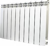 Биметалический радиатор Leonardo 500x100 мм (боковое подключения), фото 1