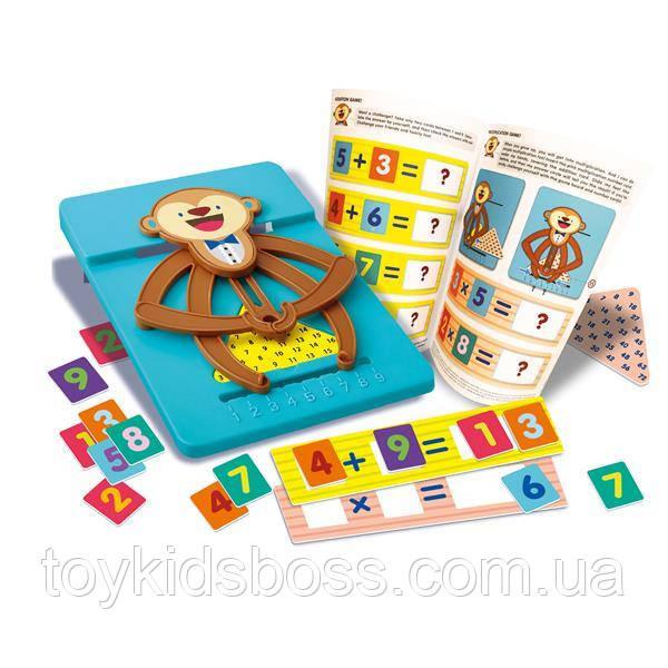 Набір для навчання 4M Рахункова мавпочка (00-04674)