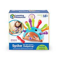 Обучающий Игровой Набор-Сортер Learning Resources - Веселый Ежик
