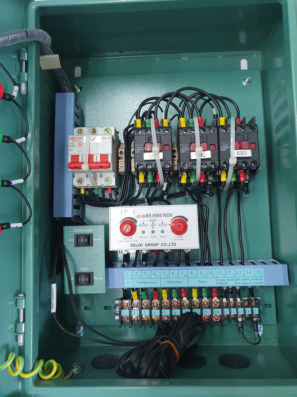 Электронный блок  ECB 5080 5 HP