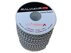 Линь Salvi Dyneema 2 мм - на разрыв 240 кг (цена за метр)