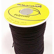 Линь Salvimar POLYESTER 1.7 мм - усилие на разрыв 90 кг (цена за метр)