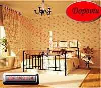 """Двуспальная кованая кровать """"Дороти"""""""