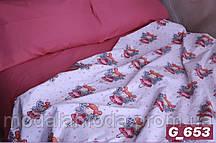 """Двуспальный размер постельного белья """"Фея"""" бязь"""