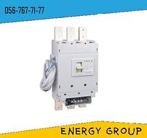 Выключатель ВА55-41 344730 1000А стационарный, электромагнитный  привод МРТ-4