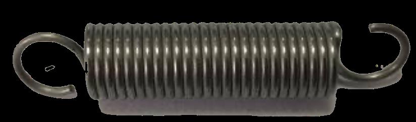 Пружина для потолочной лебедки на линию кормления
