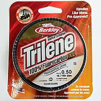 Флюорокарбон Berkley Trilene Fluorocarbon 0,50mm. 16.716kg 50m.