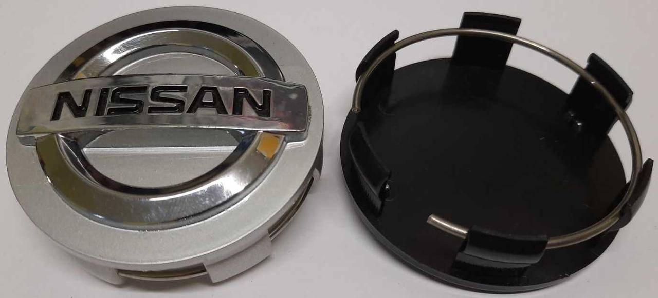 Колпачок NISSAN (60mm/57mm)