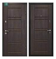 Двери входные металлические ПО-09 Венге  860*2050 правая