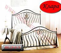 """Кованая кровать """"Клара"""""""