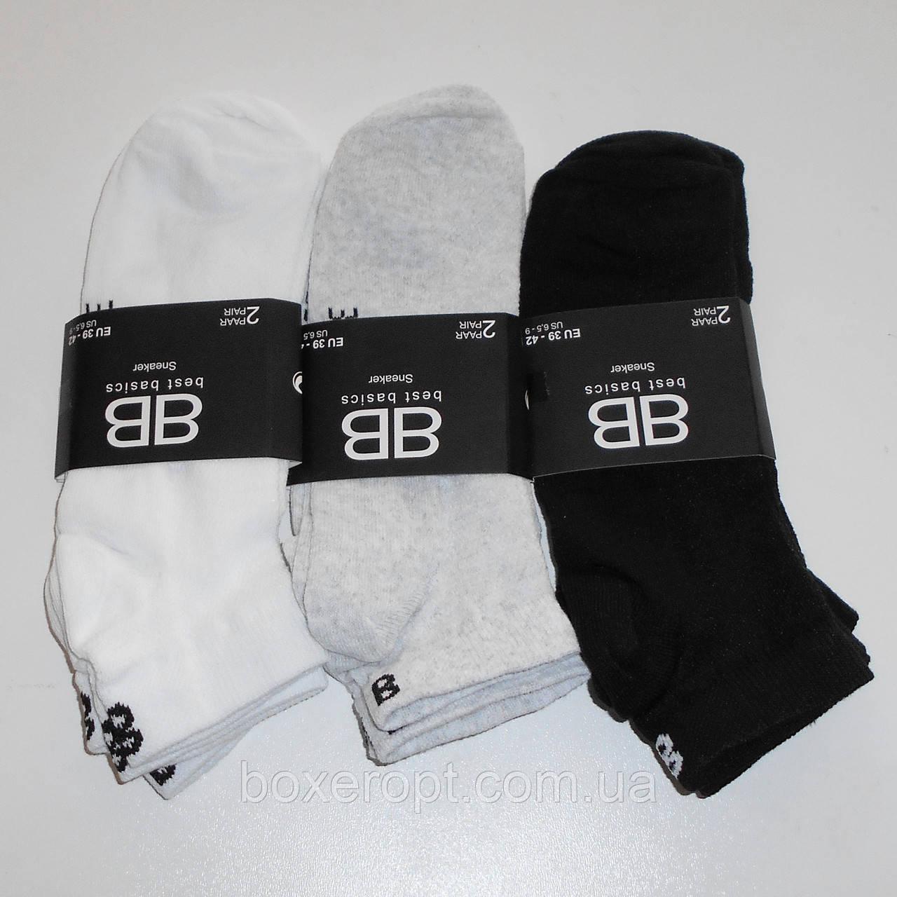 Мужские носки Best Basic - 6.00 грн./пара (сетка)