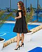 Женское платье Черный, фото 2