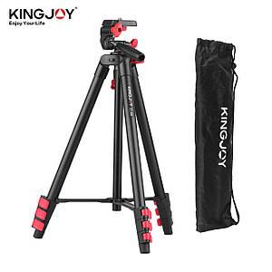 Відео штатив для камери або телефону Kingjoy VT-832