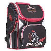 Ранець шкільний CLASS Classic Case Spartan 34x27x14 см 9930