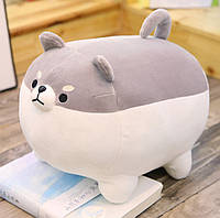 Мягкая игрушка Шиба Ину антистресс подушка подарок