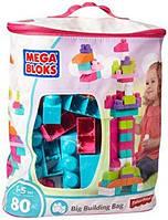 Конструктор Мега Блокс 80 деталей Mega Bloks First Builders DCH63