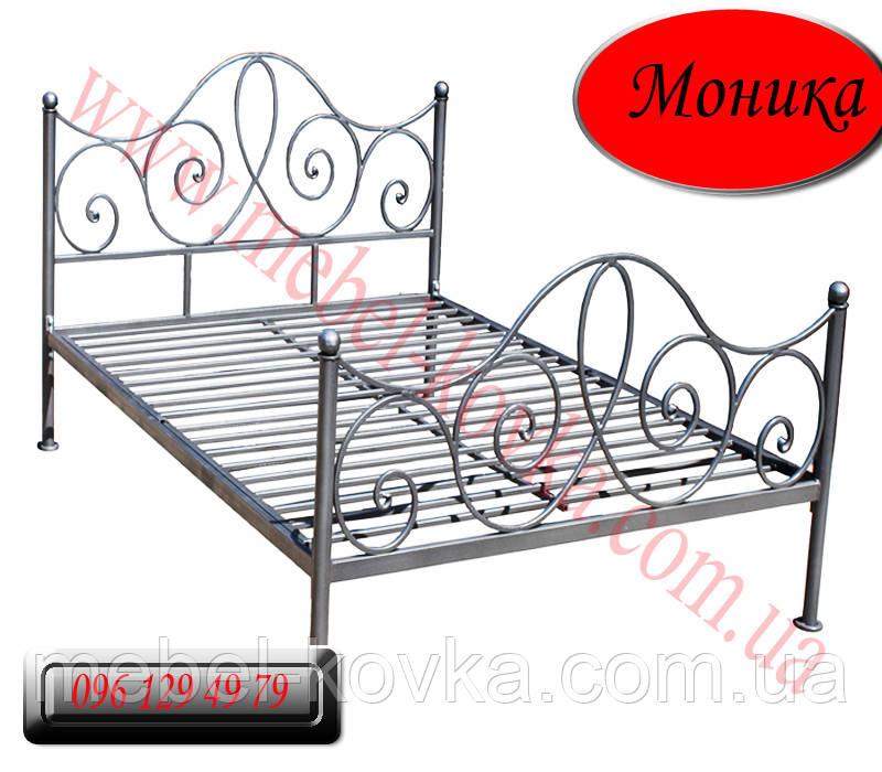 """Кованая кровать """"Моника"""""""
