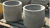 Вазон бетонный уличный для сада