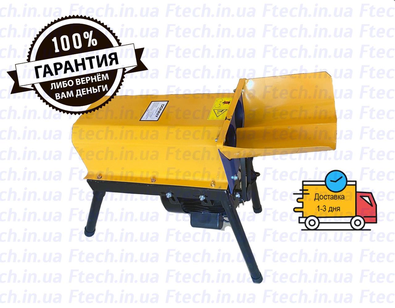 Лущилка кукурузы Donny DY-003 (2,2 кВт, 350 кг/час) двойная