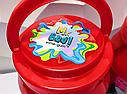 Гигантский Набор Антистресс Лизун Слайм Slime Gum XXL 3 литра, фото 5