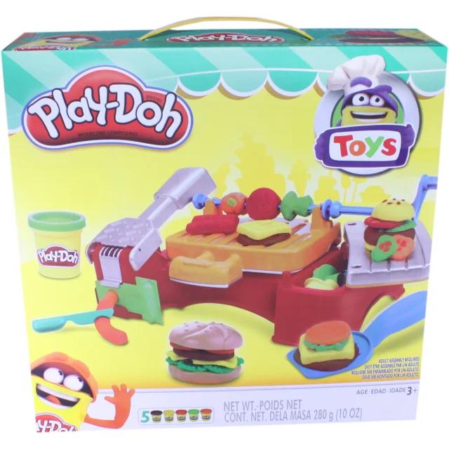 """Игровой набор для лепки """"барбекю для пикника"""" Play-Doh PD 8608"""
