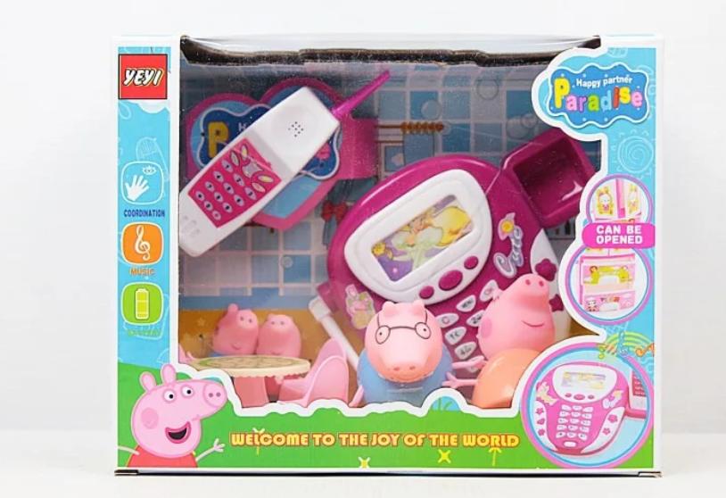 Ігровий набір телефон свинки Пеппы