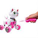 Інтерактивна собака/кішка з пультом MG013 (звук,світло,їздить і танцює), фото 4