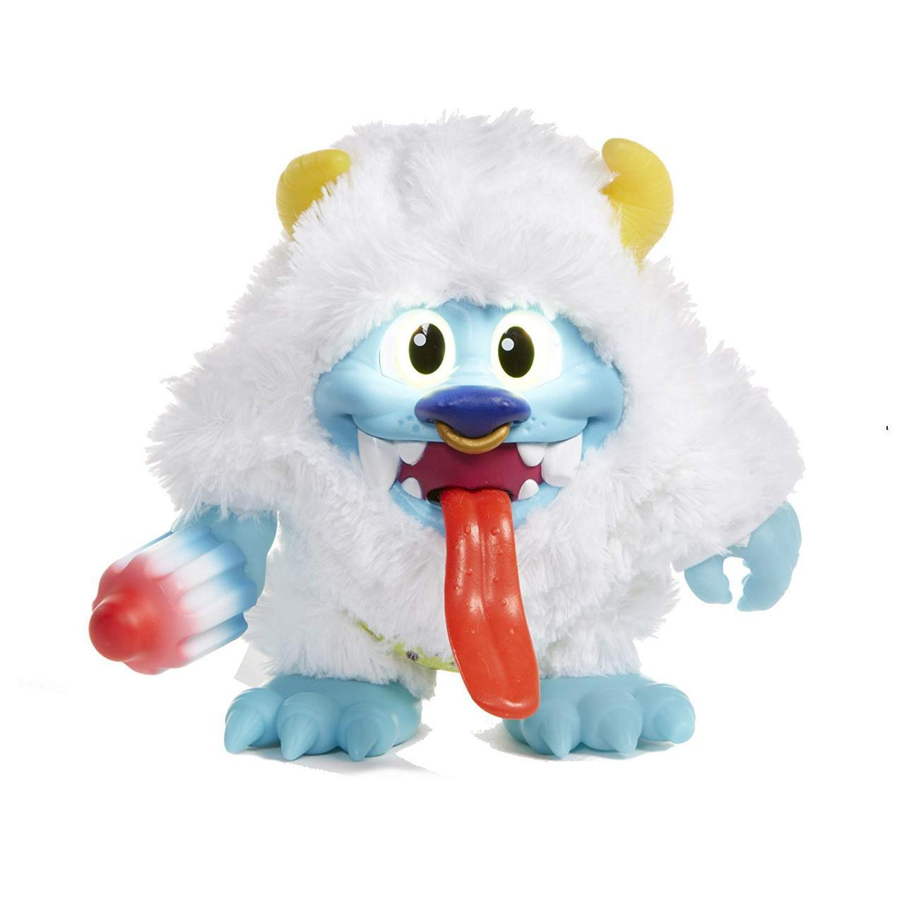Интерактивная игрушка йети Crate Creatures Surprise/Потяни за язык 20 см
