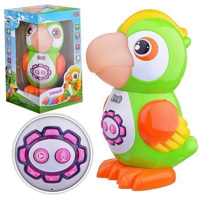 Інтерактивна іграшка «Розумний папуга»