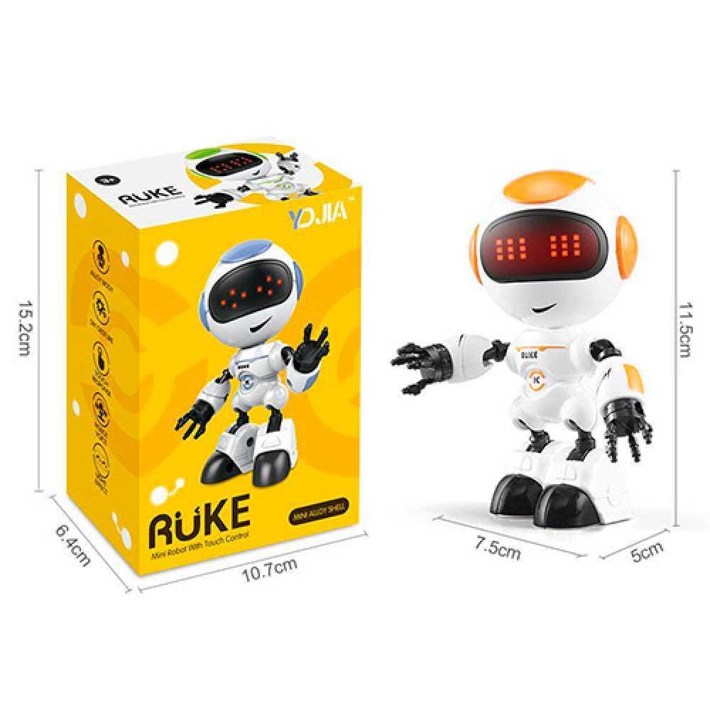 Робот детский сенсорный K8 11, 5см