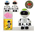 Робот детский сенсорный K8 11, 5см, фото 3